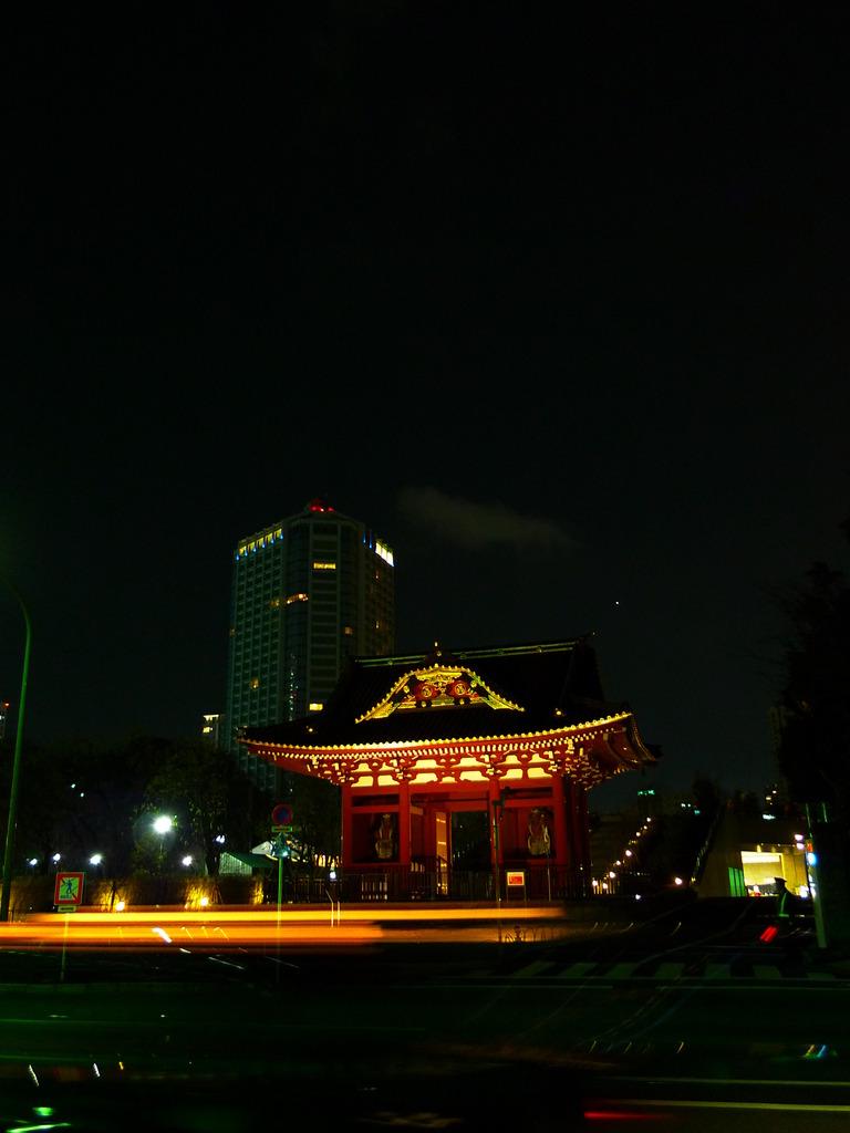 重要文化財 芝増上寺 旧台徳院霊廟惣門
