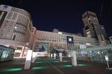 札幌駅の夜