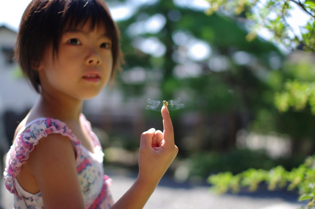 この指とまれ!