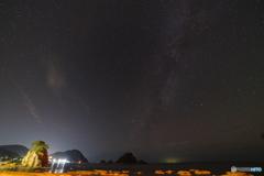 夜景_由良2