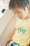 4歳間際の男の子