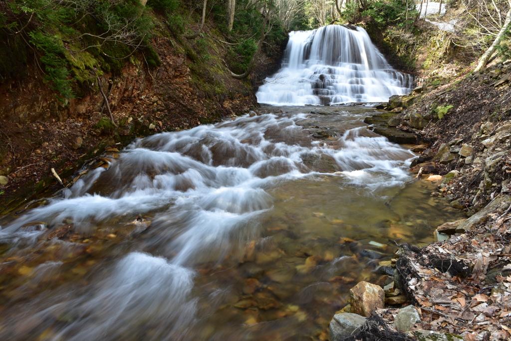 不動の滝 その2