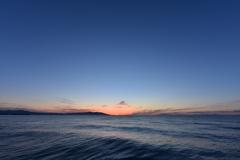 空と山と海と