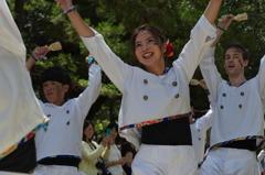 バサラ祭り(一の鳥居内パレード) #7