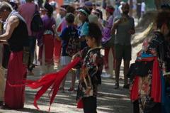 バサラ祭り(一の鳥居内パレード) #11