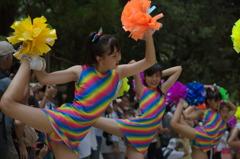 バサラ祭り(一の鳥居内パレード) #5