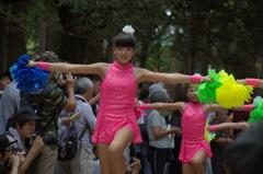 バサラ祭り(一の鳥居内パレード) #9
