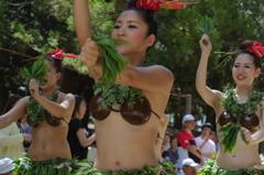 バサラ祭り(一の鳥居内パレード) #8