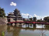 初秋の松本城 Part 1