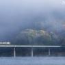 霞む第一和賀川橋梁 #2