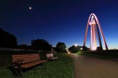 宵の138タワーパーク