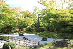 円通院 庭