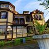 外交官の家 横浜にて