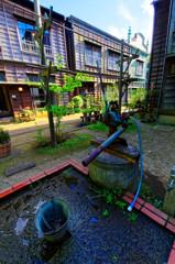 ノスタルジア 井戸のある光景 (江戸東京たてもの園 東ゾーン)