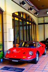 """フェラーリの別ブランド """"ディーノ """" (HISTORY GARAGE )"""