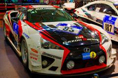 GAZOO Racing LEXUS LFA (お台場 MEGAWEB )