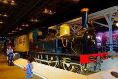 1号機関車 (大宮 鉄道博物館)