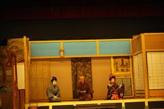 行事 祭り  坂下町歌舞伎 G