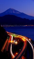 さった峠の富士1