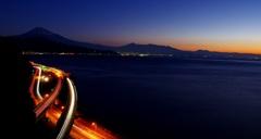 さった峠の富士2