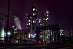 川崎工場夜景1