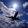 秋雲と飛行機と俺
