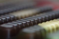 Wow! It looks like real chocolate bar