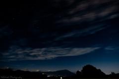 岩手山シルエット