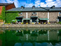 運河カフェ
