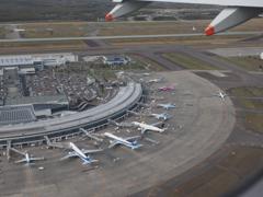 新千歳空港ターミナル北側