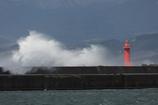 風のある港