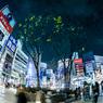 新宿午前0時
