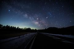 宇宙を覗き見