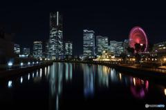 横浜・万国橋からの眺め