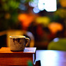 お洒落な喫茶店