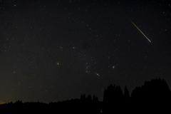 ペルセウス流星群2