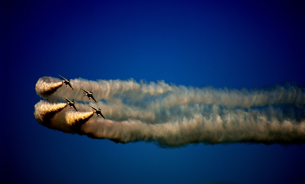 Blue Impulse 7
