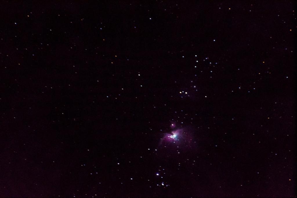 M42星雲
