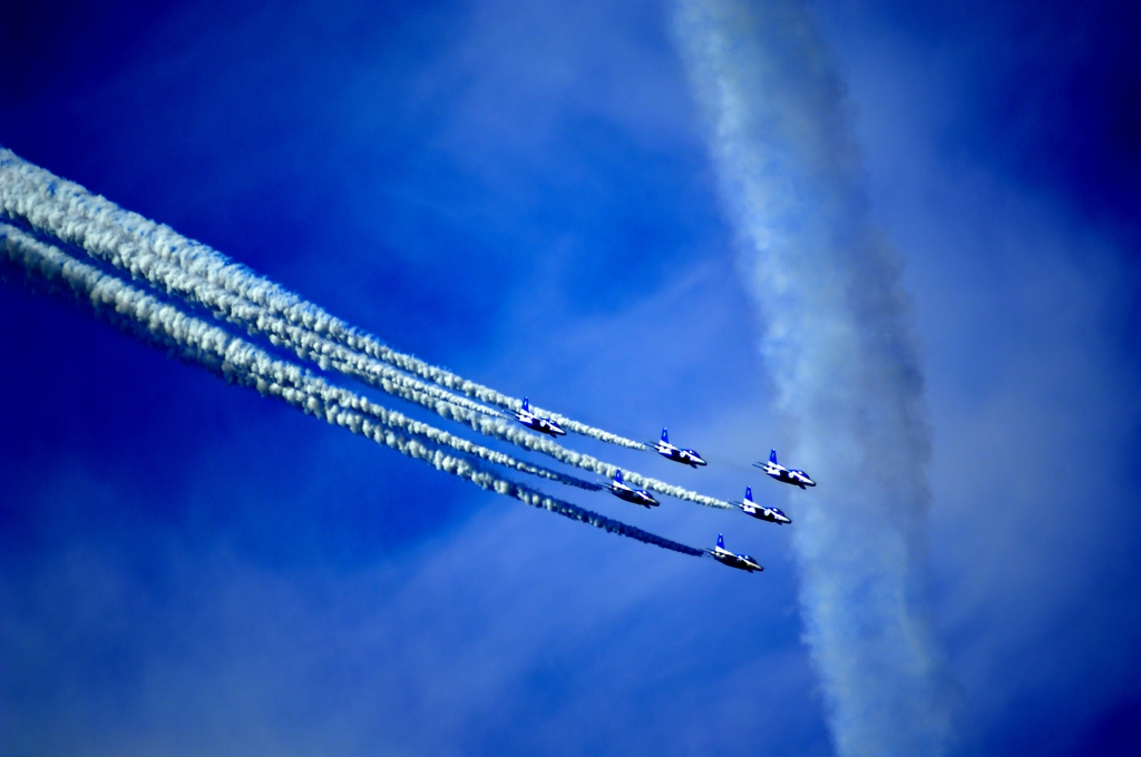 Blue Impulse 4