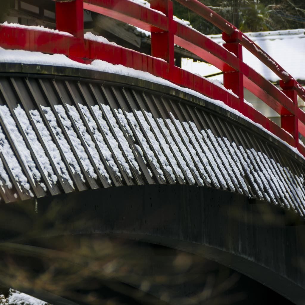 室生寺 太鼓橋