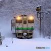 冬 一番列車