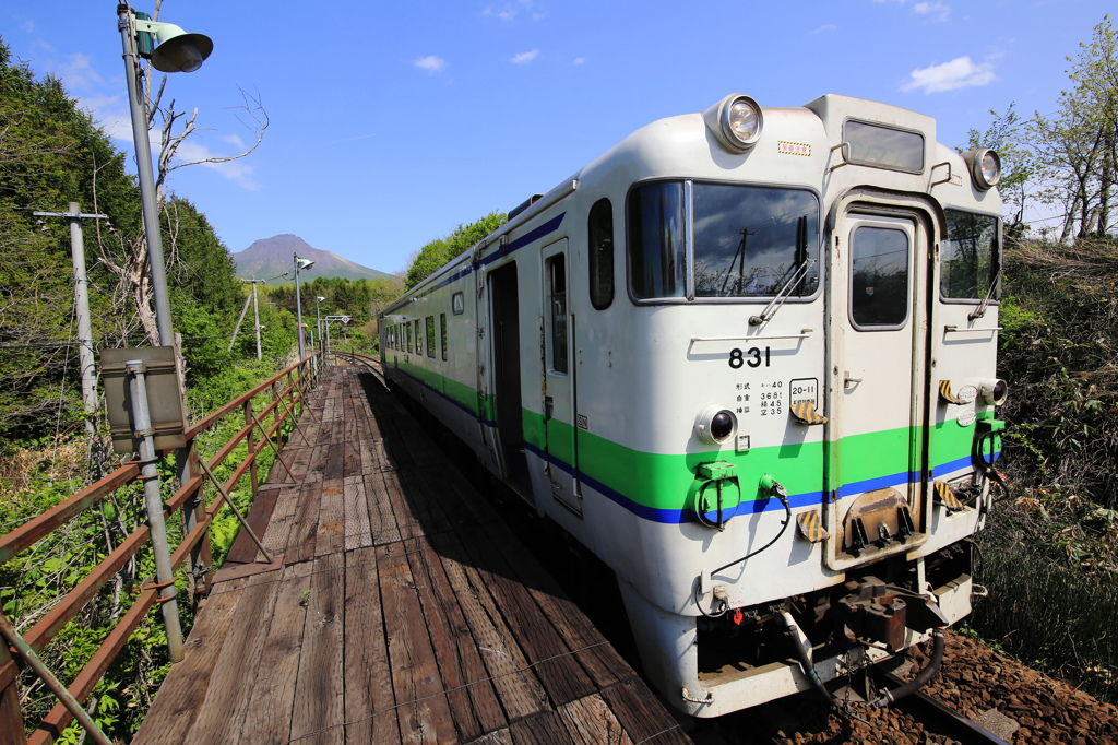 駅シリーズ 函館本線(駒ケ岳回り...