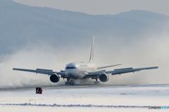 逆噴射767