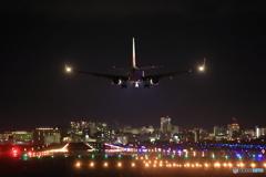 737最終便