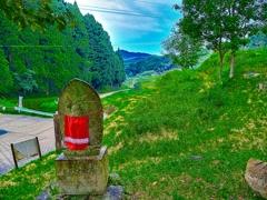 日本風景1195 地蔵