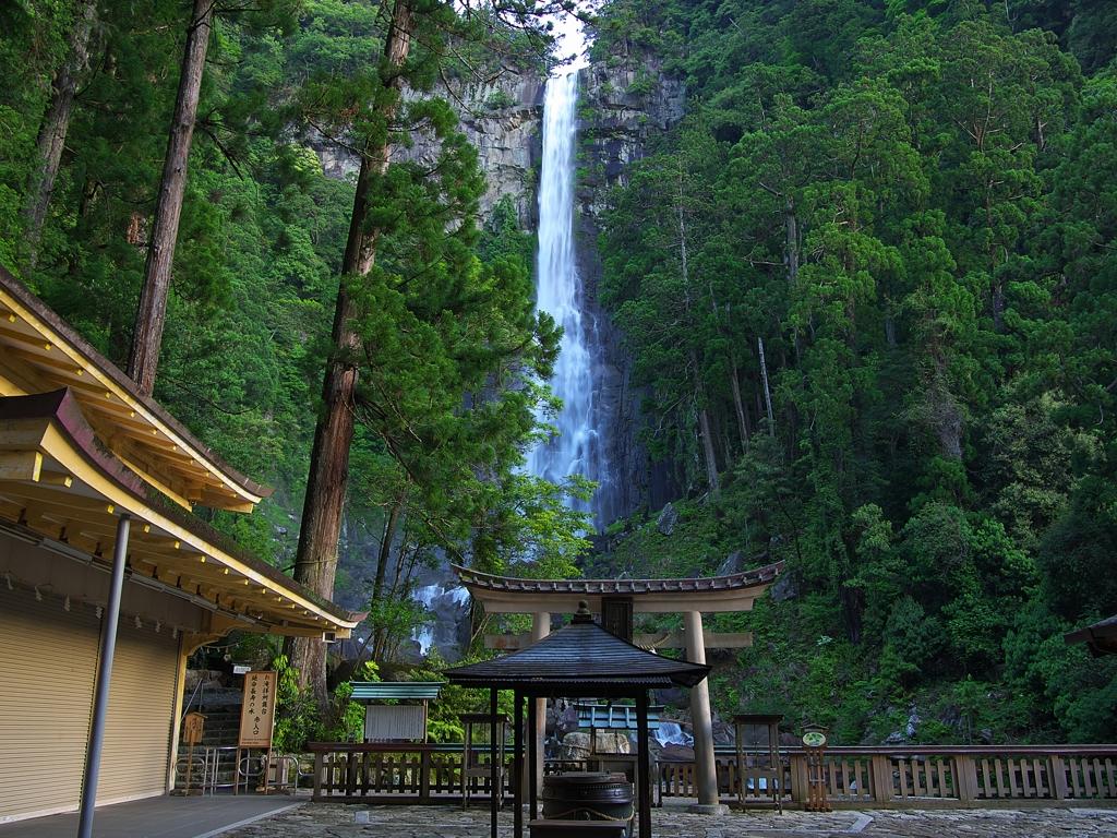 日本風景1063 滝