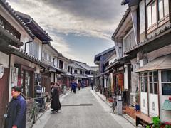 日本風景1051 倉敷