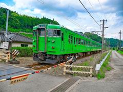日本風景1095 鉄道