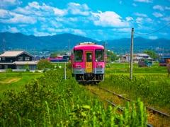日本風景1168 鉄道