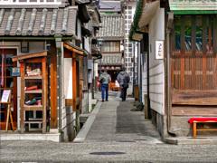 日本風景1044 倉敷